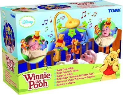 Музыкальный мобиль Tomy Винни Пух и его друзья (71164) - упаковка