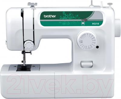 Швейная машина Brother HQ-18 - общий вид