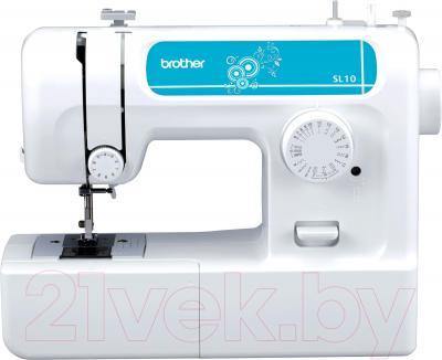 Швейная машина Brother SL-10 - общий вид