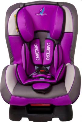 Автокресло Caretero Fenix 2 (фиолетовый) - вид спереди