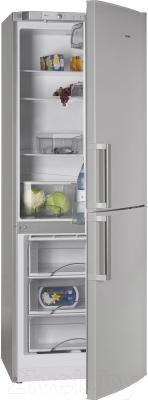 Холодильник с морозильником ATLANT ХМ 6221-180 - с открытой дверью