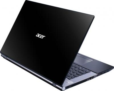 Ноутбук Acer Aspire V3-551G-64406G75Makk - вид сзади