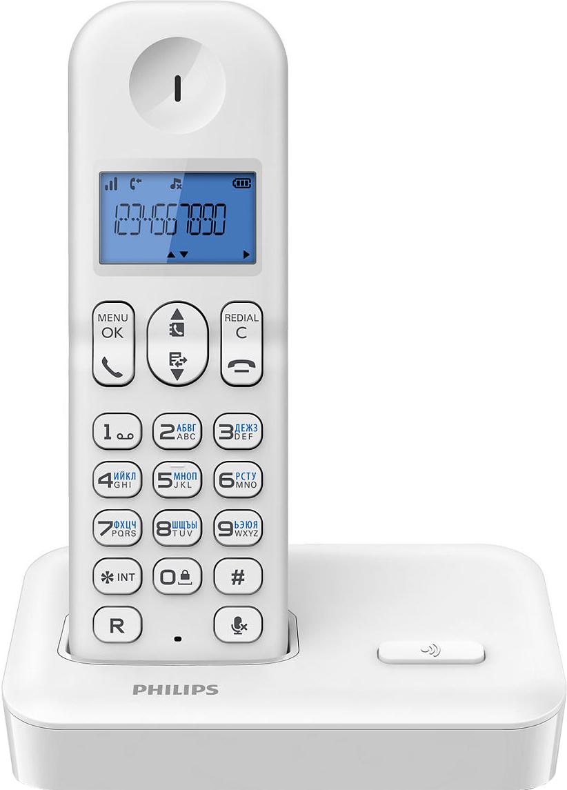 DECT телефон Philips  354000.000