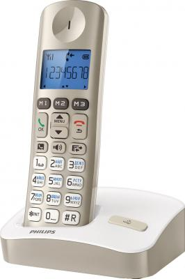 Беспроводной телефон Philips XL3001C/51 - общий вид