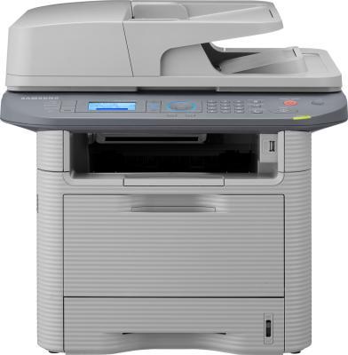МФУ Samsung SCX-5637FR - фронтальный вид