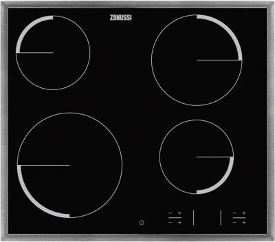Электрическая варочная панель Zanussi ZEV6340XBA - общий вид