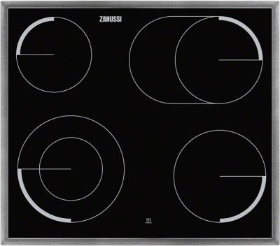 Электрическая варочная панель Zanussi ZEV6046XBA - общий вид