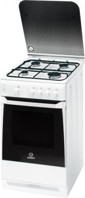 Кухонная плита Indesit KN3G20(W) - общий вид