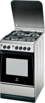 Кухонная плита Indesit KN3G21S(X)/EU S - общий вид