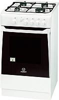 Кухонная плита Indesit KNJ1G2(W) -