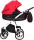 Детская универсальная коляска Riko Macco 2 в 1 (04/scarlet) -