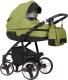 Детская универсальная коляска Riko Re-Flex 3 в 1 (05/green olive) -