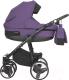Детская универсальная коляска Riko Re-Flex 2 в 1 (07/plum) -