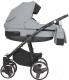 Детская универсальная коляска Riko Re-Flex 2 в 1 (08/grey gox) -