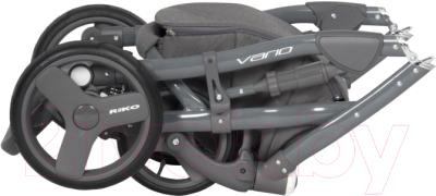 Детская универсальная коляска Riko Vario 2 в 1 (03/olive)