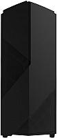 Корпус для компьютера NZXT Noctis 450 (CA-N450W-M1) (черный/красный) -