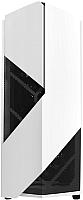Корпус для компьютера NZXT Noctis 450 Glossy (CA-N450W-W1) -