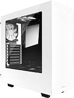 Корпус для компьютера NZXT S340 (CA-S340W-W1) (белый) -