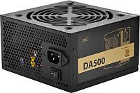 Блок питания для компьютера Deepcool DA-500 (DP-BZ-DA500N) -