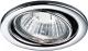 Точечный светильник Orion STR 10-413 Chrom/EBL -