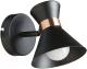 Бра Arte Lamp Baltimore A1406AP-1BK -