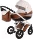 Детская универсальная коляска Tako Moonlight Carbon 3 в 1 (05) -
