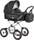 Детская универсальная коляска Roan Kortina 2 в 1 (Orbit Black) -