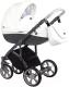 Детская универсальная коляска Roan Bass Soft 3 в 1 (Milk Shake Eco) -