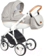 Детская универсальная коляска Roan Bass Soft 3 в 1 (Island Stone Eco) -