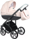 Детская универсальная коляска Roan Bass Soft 3 в 1 (Romantic Pink Eco) -