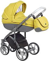 Детская универсальная коляска Roan Bass Soft 3 в 1 (Pear) -