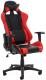 Кресло офисное Calviano Lucaro WRC Exclusive (черный/красный) -