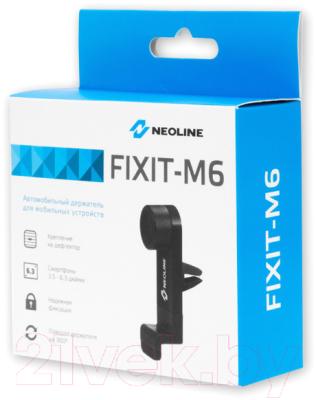 Держатель для портативных устройств NeoLine Fixit-M6