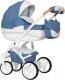Детская универсальная коляска Riko Brano Luxe 2 в 1 (04/denim) -