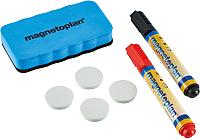 Набор маркеров для доски Magnetoplan Starter 37102 -