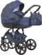 Детская универсальная коляска Riko Brano Natural 2 в 1 (01/denim) -