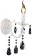 Бра Arte Lamp Ascona A2815AP-1WH -