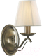 Бра Arte Lamp Domain A9521AP-1AB -