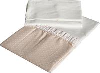 Комплект в кроватку Twins Romantik R-001 Горошки -