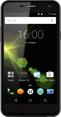 Смартфон Wileyfox Spark + (черный)