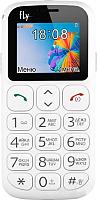 Мобильный телефон Fly Ezzy 7 (белый) -