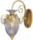 Бра Arte Lamp Schelenberg A4410AP-1SR -