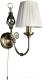 Бра Arte Lamp Zanzibar A8390AP-1AB -