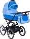 Детская универсальная коляска Riko Blanca 2 в 1 (28) -