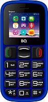 Мобильный телефон BQ Respect BQ-1800 (синий) -