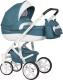 Детская универсальная коляска Riko Vanguard 2 в 1 (05/adriatic) -