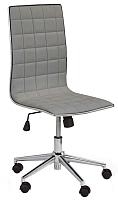 Кресло офисное Halmar Tirol (пепел) -