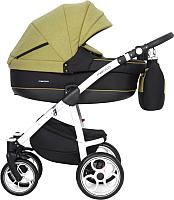 Детская универсальная коляска Riko Macco 2 в 1 (01/pistachio) -