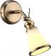 Бра Arte Lamp Vento A9231AP-1AB -