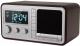 Радиочасы TeXet TRC-367 (венге) -